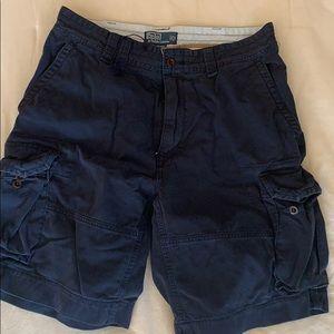Men's POLO cargo shorts